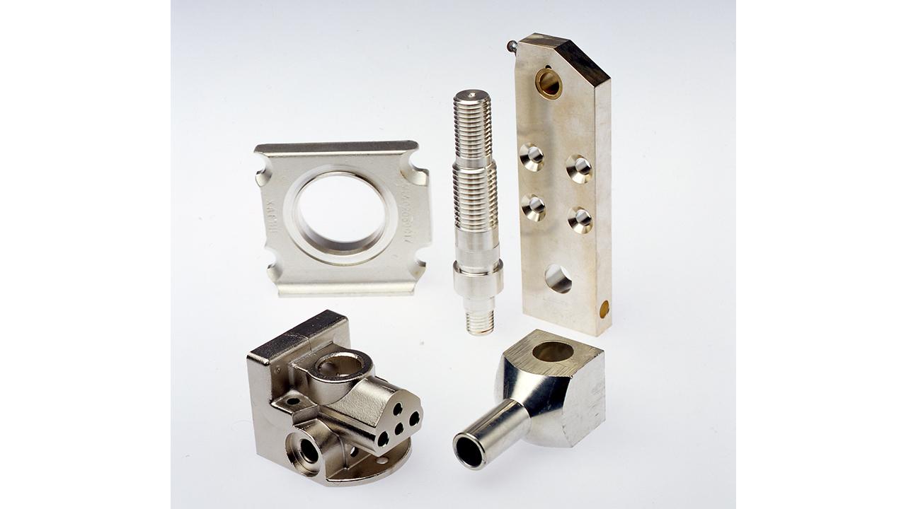 Mekaniska elkomponenter